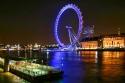 das Londoner Ei (Millennium Wheel)